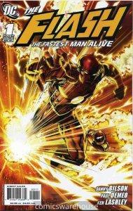 FLASH: THE FASTEST MAN ALIVE (2006 DC) #1 NM