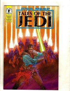 12 Star Wars Dark Horse Comics Tales Jedi 1 2 3 4 5 XWing 1 2 3 Sith Droids HJ9