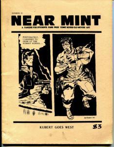 Near Mint #21 1982-Al Dellinges-Joe Kubert-Ray Funk-All American Western-VG