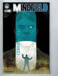 Mindfield # 1 Aspen Comic Book Cover B J.T. Krul Alex Konat Series Issues S99