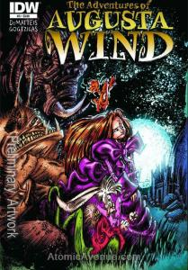 Adventures of Augusta Wind, The #3 VF/NM; IDW   save on shipping - details insid