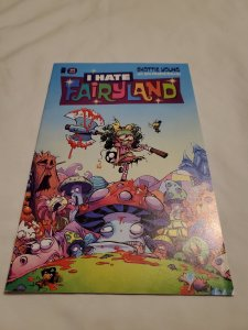 I Hate Fairyland 1 Very Fine+ Cover by Skottie Young