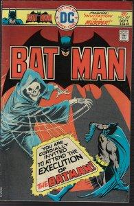 Batman #267 (DC, 1975) VF-