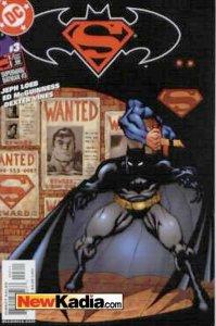 Superman/Batman #3, NM (Stock photo)