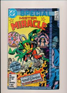 DC Comics SPECIAL MISTER MIRACLE FINE/VERY FINE (HX780)