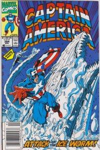 Captain America #384