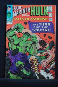 Tales to Astonish #79, Hulk/Hercules battle.