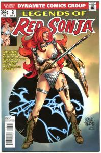 LEGENDS of RED SONJA #3, NM-, She-Devil, Sword,  Thorne, 2013, more RS in store