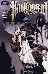 Parliament of Justice #1 VF/NM; Image   save on shipping - details inside
