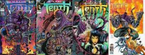 TENTH (1997 IM) 1-4  Complete 1st Mini-Series!