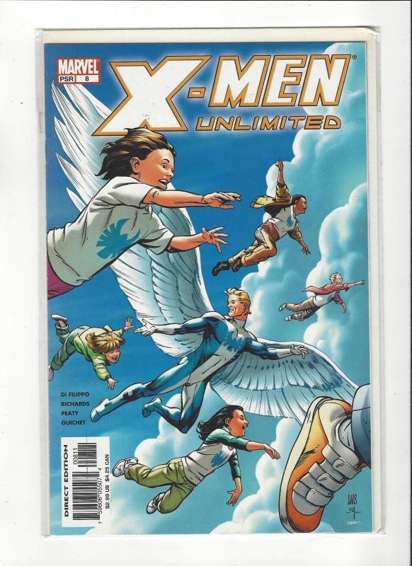X-men Unlimited Vol 2 #8 Angel NM