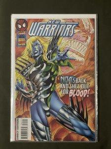 New Warriors #65