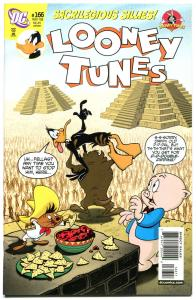 LOONEY TUNES #166, VF/NM, Daffy Duck, Speedy, Taz, Porky Pig,1994, more in store