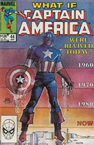 What If…? (Vol. 1) #44 VF/NM; Marvel | save on shipping - details inside