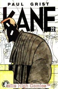 KANE (1993 Series) #22 Near Mint Comics Book