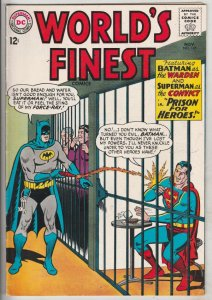 World's Finest #145 (Nov-64) FN/VF+ High-Grade Superman, Batman