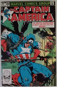 CAPTAIN AMERICA #280 Marvel Comics ID#MBX2
