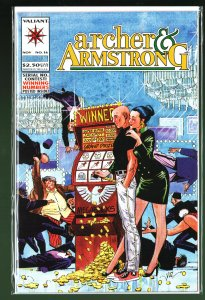 Archer & Armstrong #16 (1993)