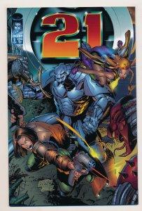21 (1996) #1 VF