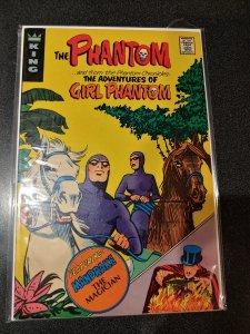 The Phantom #R-06 (King Comics) vf+/nm