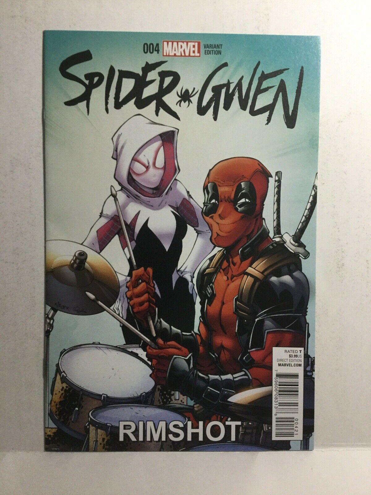 Spider-Gwen #1 NM Marvel Comics !!!