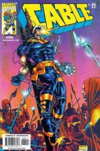 Cable (1993 series) #89, NM + (Stock photo)