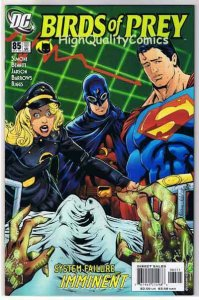 BIRDS of PREY #85, NM, Black Canary, Huntress, 1999, more in store