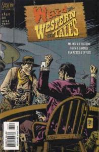 Weird Western Tales (Mini-Series) #4 VF; DC/Vertigo   save on shipping - details