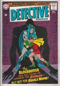 Detective Comics #345 (Nov-65) FN/VF+ High-Grade Batman