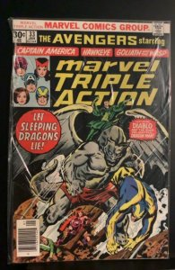 Marvel Triple Action #33 (1977)