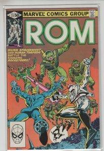 ROM (1979 MARVEL) #22 VF+ A16134
