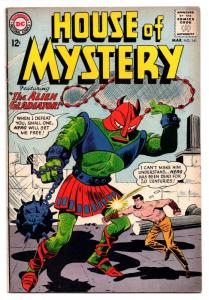 House of Mystery #141 (Mar 1964, DC) - Fine
