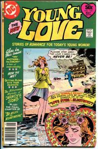 Young Love #125 1977-DC-Walt Simonson cover-Alex Toth-VF-