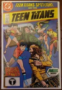 Teen Titans Spotlight #21 (1988)