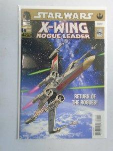 Star Wars X-Wing Rogue Leader #1 NM (2005 Dark Horse)