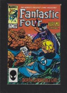 Fantastic Four #266 (1984)