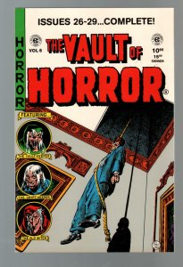 The Vault Of Horror Annual-#6-Issues 26-29-TPB- trade