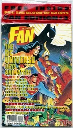 Overstreet's Fan #21A VF/NM; Gemstone | save on shipping - details inside