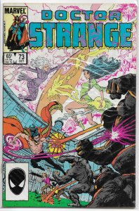 Doctor Strange (vol. 2, 1974) #73 (dir.) FN Stern/Paul Smith, Umar