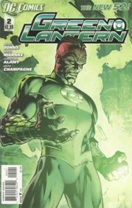 Green Lantern (5th Series) #2A VF/NM; DC | save on shipping - details inside