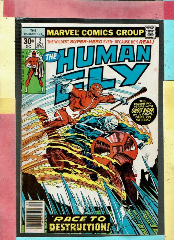 THE HUMAN FLY 2