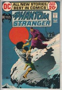 Phantom Stranger, The #20 (Aug-72) VF/NM High-Grade The Phantom Stranger