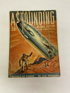 Astounding Science Fiction Pulp February 1939