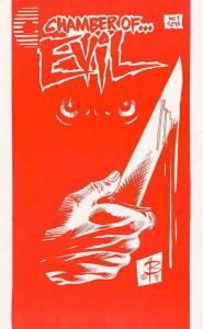 Chamber of Evil #1 VF; Comax | save on shipping - details inside