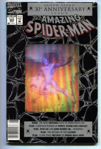 AMAZING SPIDER-MAN #365-Newsstand variant -1st SPIDER-MAN 2099