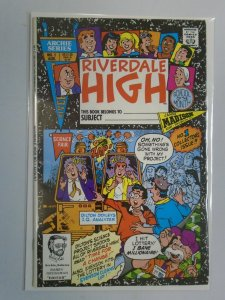 Riverdale High #1 6.0 FN (1990 Archie)