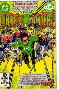 Green Lantern #150 (1960 v2) Marv Wolfman Joe Staton VF