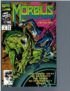 Morbius: The Living Vampire #6 (1993)