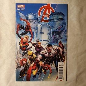 Avengers 44 Near Mint- Cover Variant