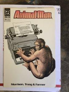 Animal Man #25